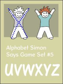 Simon Says Book 5