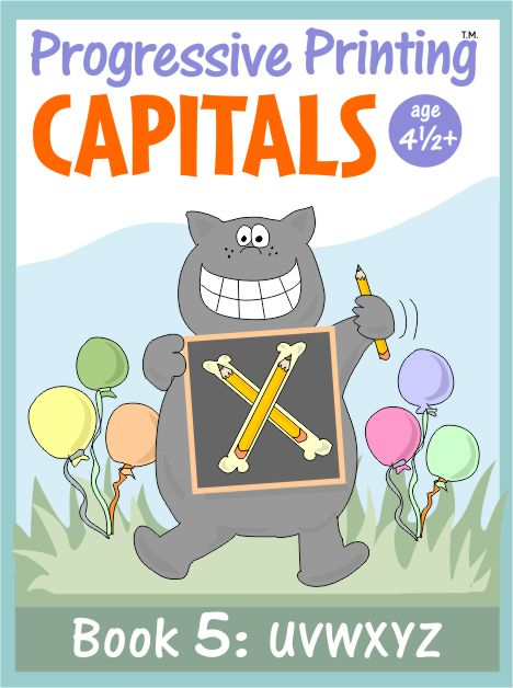 Capital Letters Book 5 cover